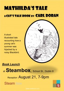 Steambox book launch