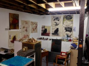 studio in Wickham Jan 18