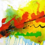 'Landscape,Reduced',oil on board,60x60cm,2006
